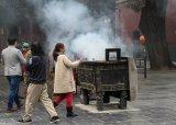 בייג'ין – מקדש הלאמה – יוּנְג חֶהגוּנְג
