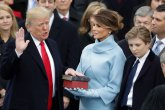 Trump`s inauguration