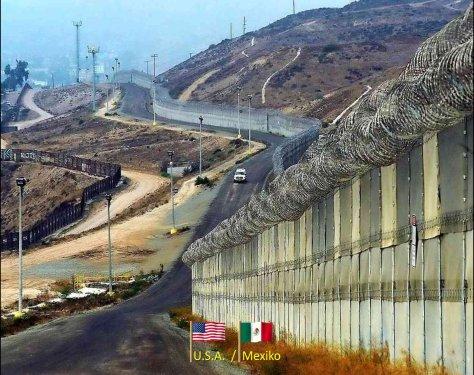 גבולות בין ארצות