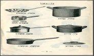 כלי מטבח של שנות ה-30