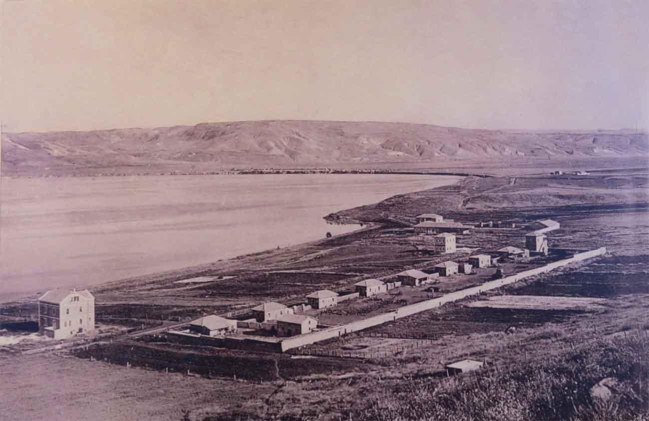 ההתיישבות בעמק הירדן