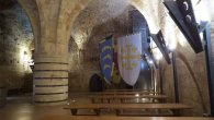 המצודה ההוספיטלרית (אולמות האבירים) בעכו