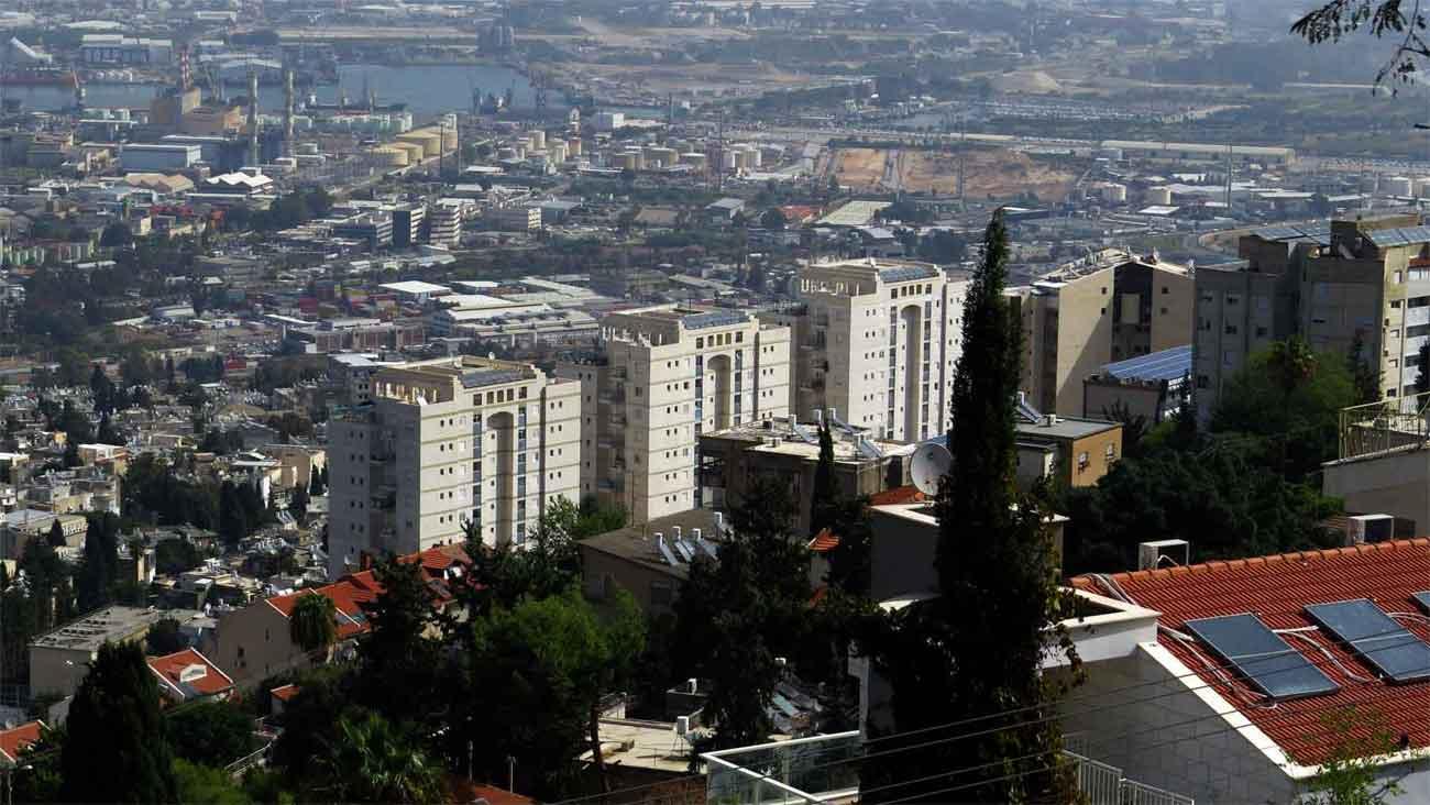 חיפה - מהכרמל לעיר התחתית