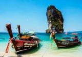The Thai Province of Krabi