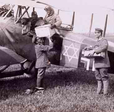 טייסים יהודים-גרמנים במלחמת העולם הראשונה