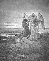 מלאכים שרפים וכרובים - כישוף יהודי במקורות